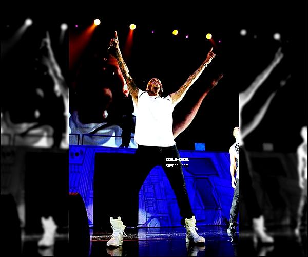 . 09 MAI. :  Chris était présent au festival Wild Jam pour faire un concert ! (San José - Californie) -
