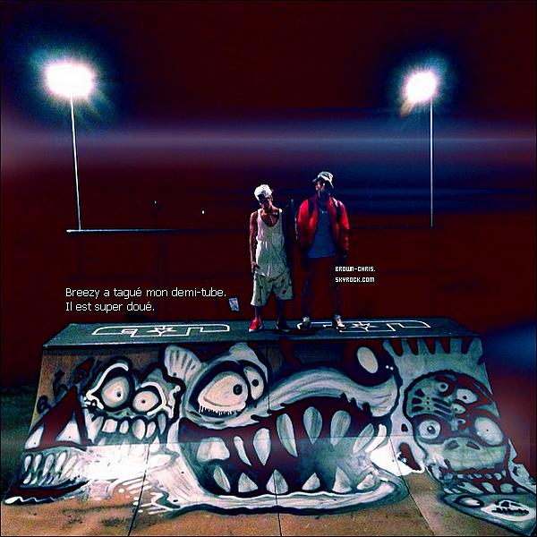 . NOUVEAU SON : Chris Brown pose sur le nouvel album du rappeur Kid Ink avec le morceau Show Me !QU'EN PENSEZ-VOUS ? -