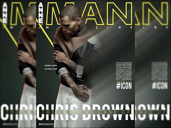 - NEWS : Découvrez la couverture de l'édition limitée du Annex Man Magazine ainsi que d'autres photos de Chris qui apparaissent à l'intérieur du magazine ! (Article associé)QU'EN PENSEZ-VOUS ? -