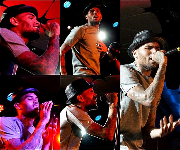 - 17 SEPT. : Chris a fait une performance en live ainsi qu'une interview dans l'émission SKEE Live !QU'EN PENSEZ-VOUS ? -