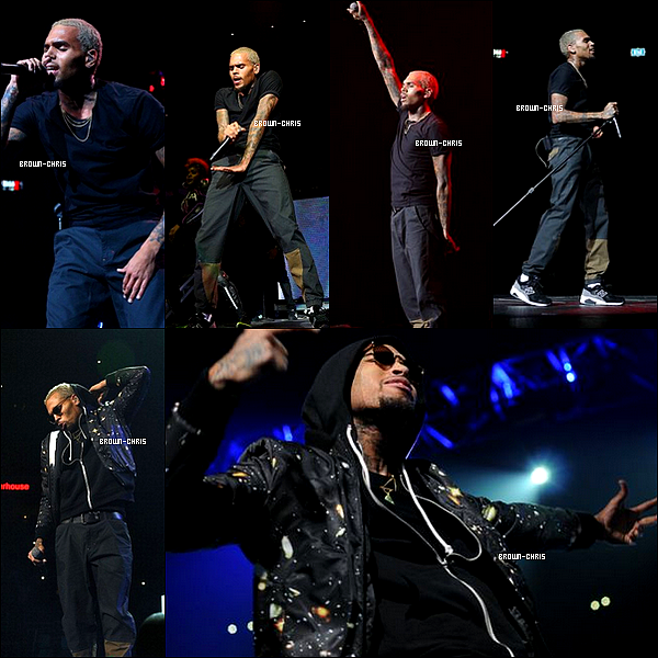 - 25 OCT. : Chris Brown a fait une performance au festival Powerhouse à Philadelphie !QU'EN PENSEZ-VOUS ? -