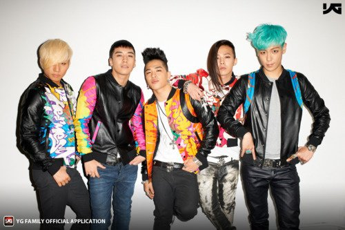 Big Bang are really back !!! <3