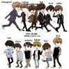 Exo K and M fan art <3