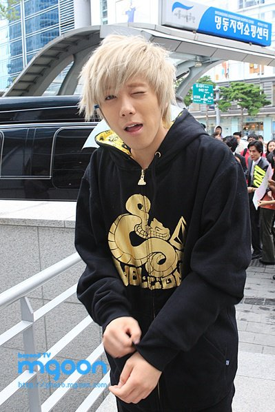 Lee Hongki  O.o