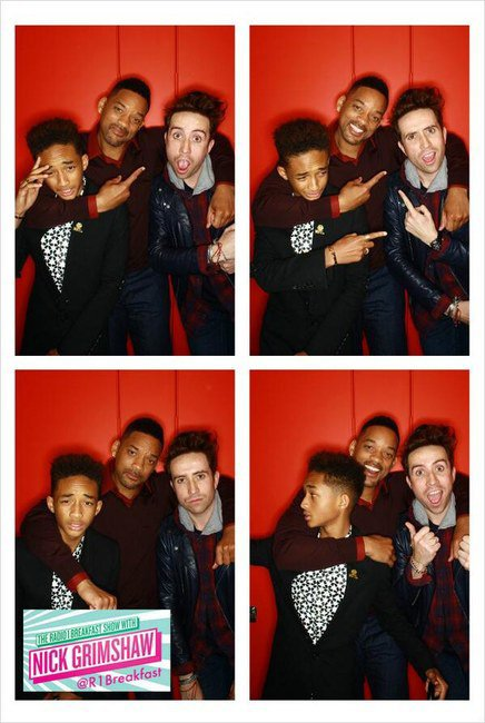 Avec... Les Boys Smith!!!!!!!!!!
