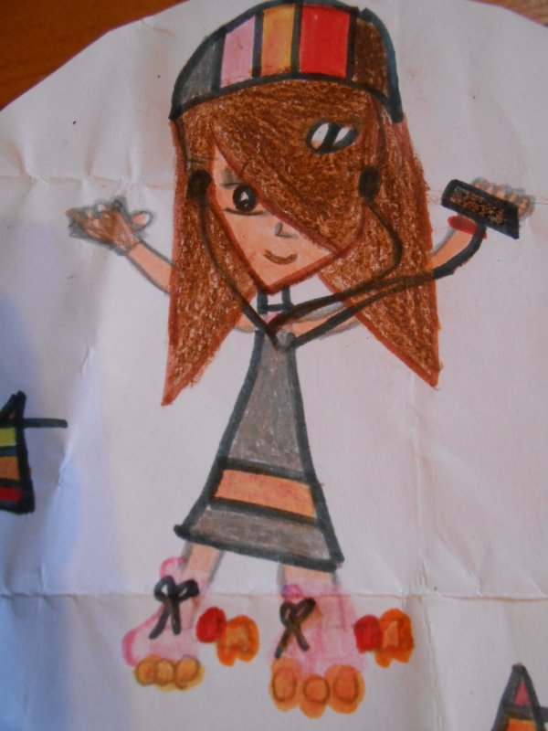 un dessin de moi