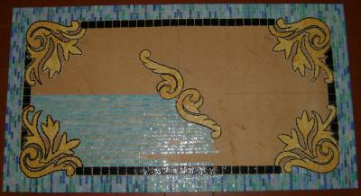 Mosaïque - Table Bistrot