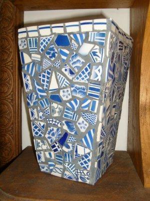 Vase Picassiette
