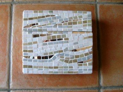 Mosaïque - Boite à courriers