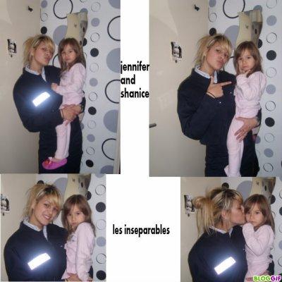 jenifer ma fille et moi