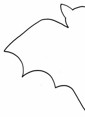 Blog de decocrea d co et cr ation - Modele dessin chauve souris ...