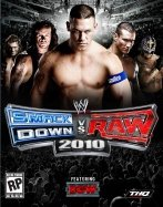 WWE SmackDown vs. Raw 2010... IT'S YOUR WORLD NOW !