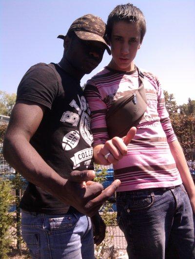 loic et moi