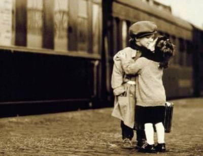 """""""C'était un amour amical."""""""
