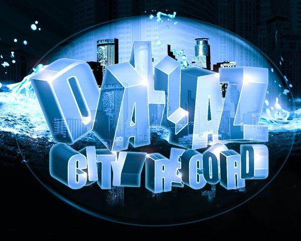 DALLAZ CITY RECORDZ (LABEL CREE PAR DALLAZ WASH)