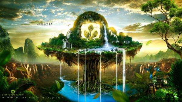 Un Monde de Magie - Chapitre 13