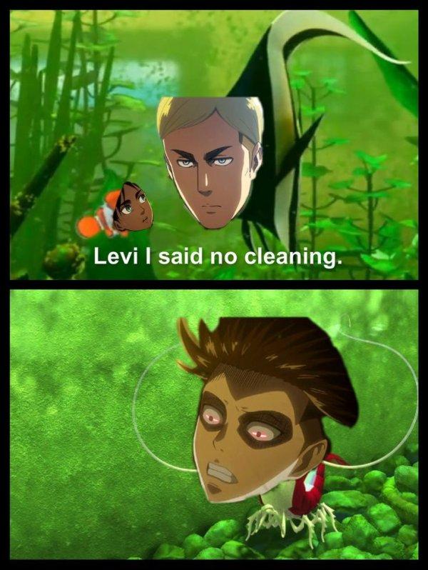 Qui veut se faire nettoyer? :)