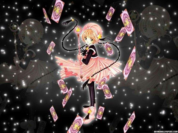 Card Captor Sakura! !