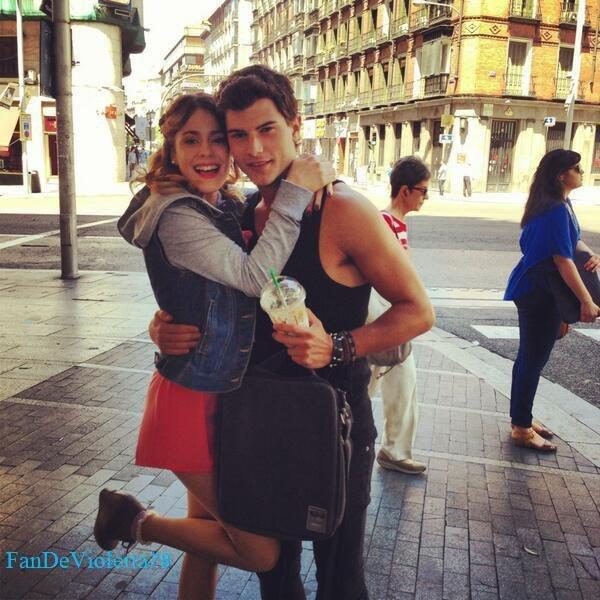 Un beau couple!!!!! <3