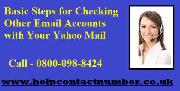 Basic Steps for Checking Other Email Accounts with Your Yahoo Mail