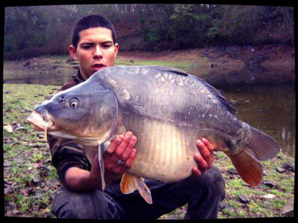 retour de session : poisson frais!
