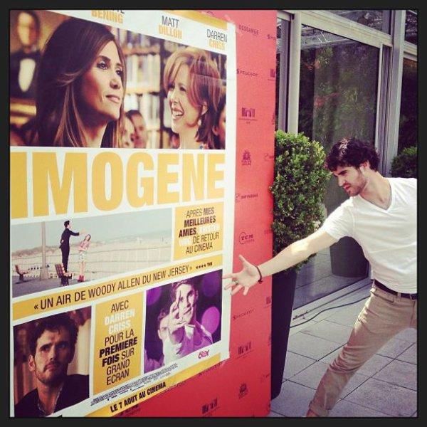 Darren pour son film