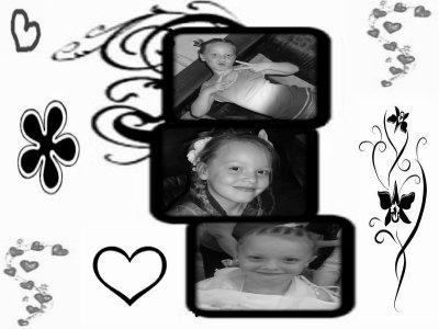 Ma nièce Alicia =)