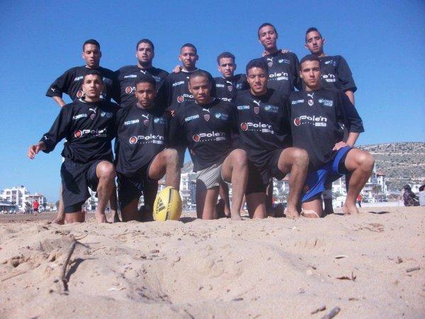 rugby d' agadir