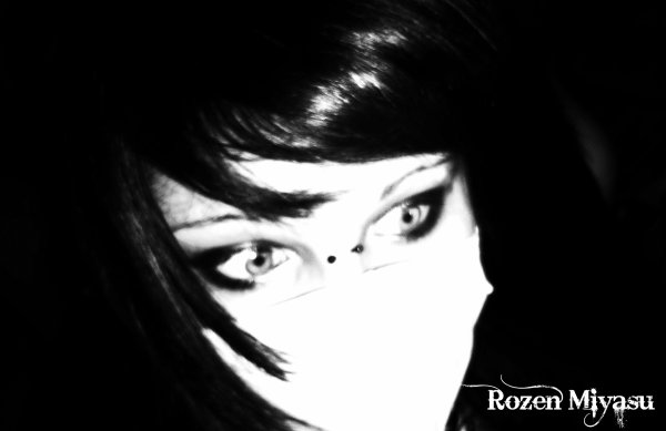 Black & white (^^)