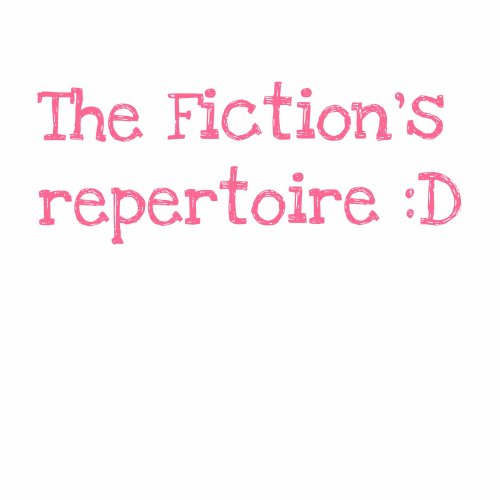 Blog de THE-FICTIONS-REPERTOIRE
