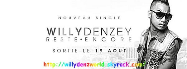 """Photo-promo pour la sortie de """"Reste Encore"""" le 19 Août prochain"""