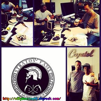Signature chez Capitol Records