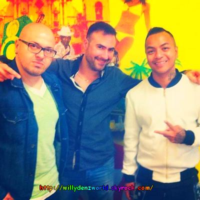 Promotion chez la radio Latina (16/06/2014)