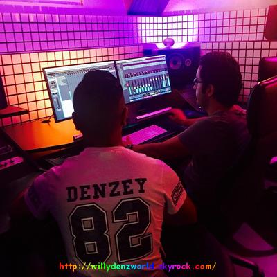 Willy en studio [11.06.2015]