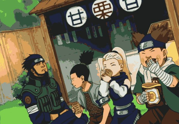 What About Naruto Online that Most Touches Me