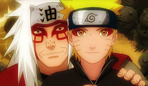 The Story of Jiraiya the Hero in Naruto Online