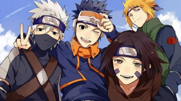 Who Wants to be Hokage in Naruto Online