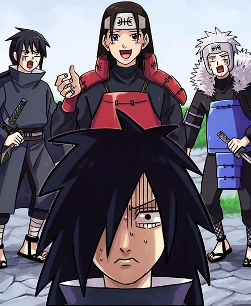 Senju Clan online