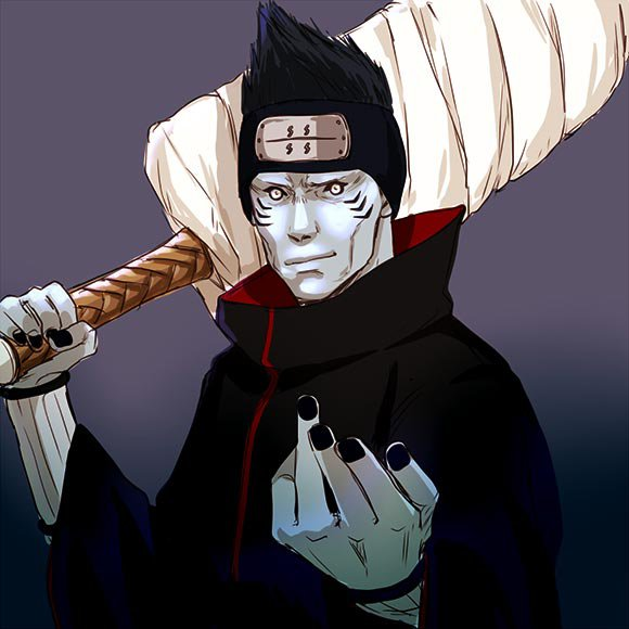 The Fierce Shark in juego Naruto - Kisame Hoshigaki