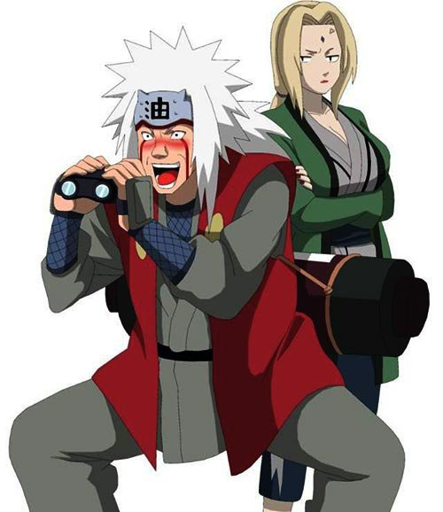 Perspective is created by Jiraiya