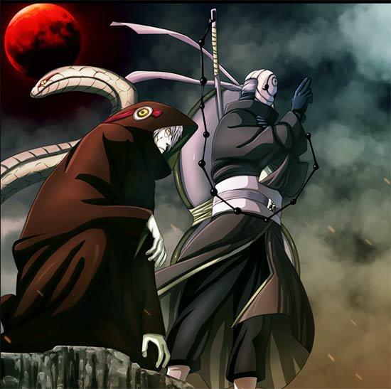 5 Ninja Who Helped Saving Sasuke's Life
