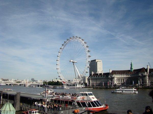 Une journée à Londres