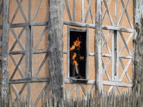 Découverte de Poitiers et ses environs 2012 : Le puy du Fou