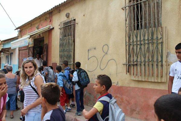 Algérie 2014 : Chiffalo - Khemisti port