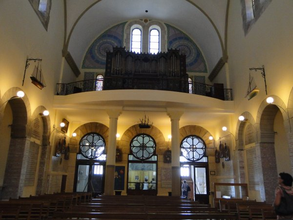 Algérie 2014 : Notre-Dame d'Afrique à Alger