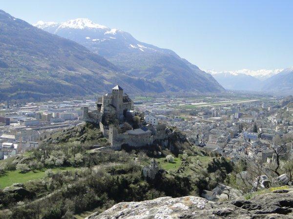 Suisse 2015 : Sion