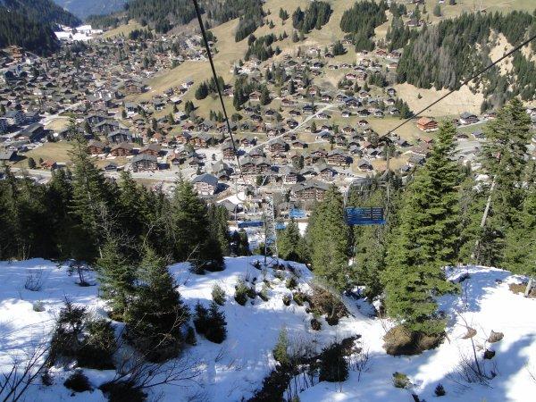 Suisse 2015 : Morgins et Dixence