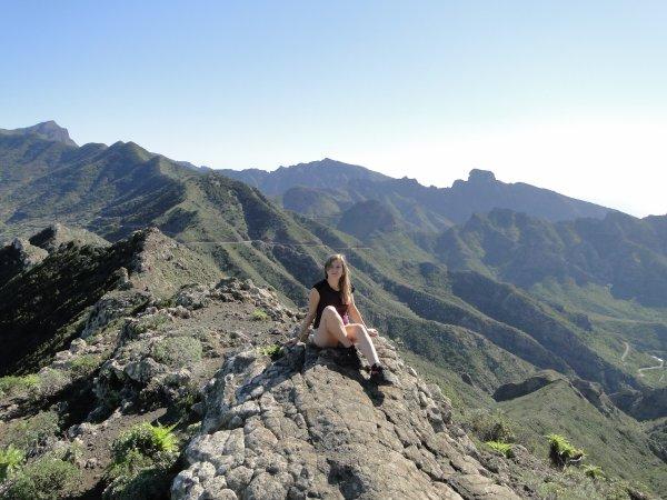 Masca et randonnée au Parc National du Teno <3