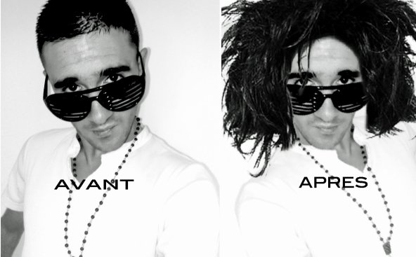 > coiffeur (n.m.) personne dont le métier est d'arranger les cheveux.