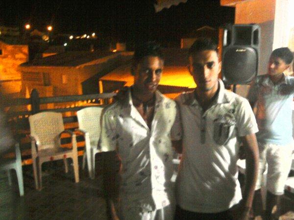 """mOiii && ChééB FayCààL """"31 juillet 2010""""(SaSseL Plage)"""